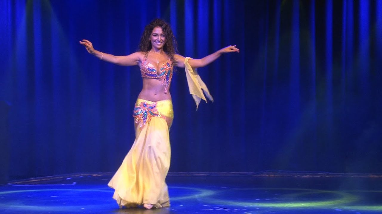 Orientalicious Belly Dance Resume Competition 2015 Youtube