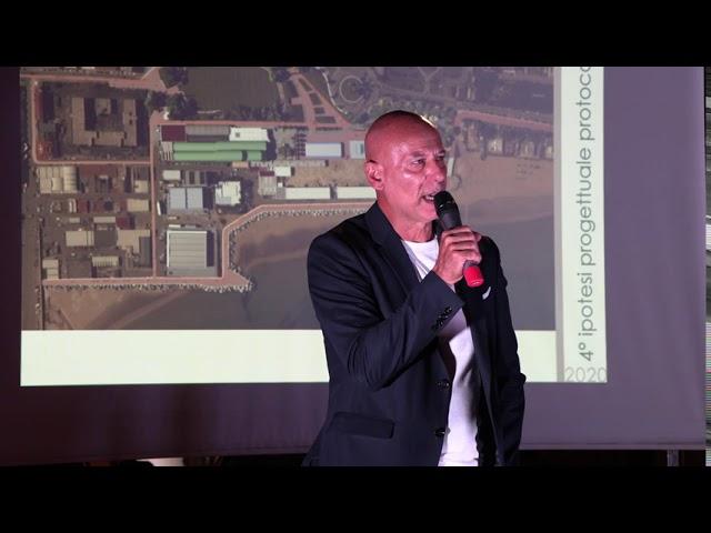 Intervento di Giorgio Fede, evento del 13-09-2020 a San Benedetto del Tronto