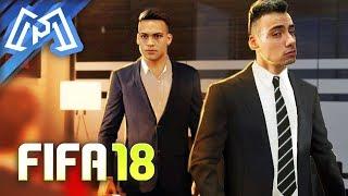 VENDI O MARTINEZ POR MUITA GRANA?! 😱💰 - FIFA 18 - Modo Carreira #34