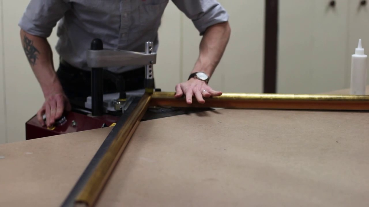 Custom Picture Framing in Jenkintown PA | 215-884-4483 - YouTube