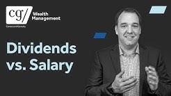 Dividends vs Salary