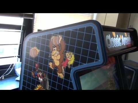 Arcade Bartop Plus USB CoinBox Mame Hyperspin Emulators
