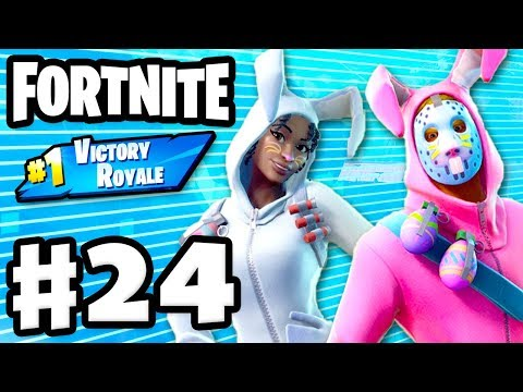 Steady Storm LTM! Squads #1 Victory Royale! - Fortnite - Gameplay Part 24