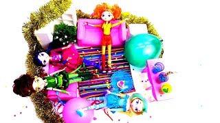 Сказочный Патруль: День Рождения Снежки. Идеи для кукол - Мультики для девочек