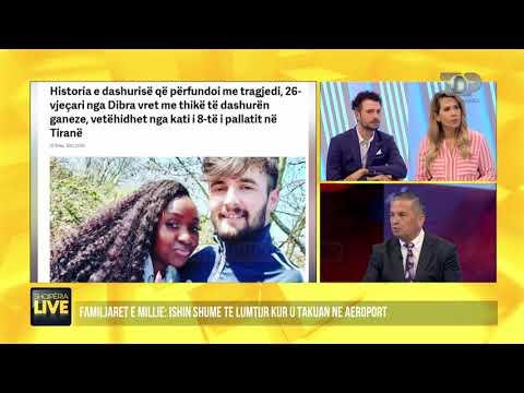"""""""Vrasja e ganezes u kap në kamera,muri ende me gjak"""",avokati tregon detajet-ShqipëriaLive8Tetor2021"""
