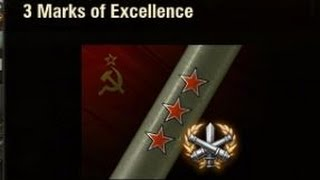 World of Tanks - IS4 3rd Mark Session Finish