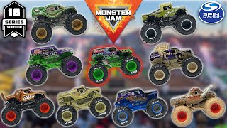 SPIN MASTER MONSTER JAM SERIES 16 | 1:64 SCALE