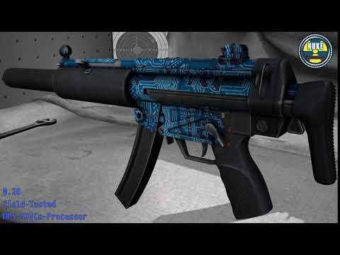 MP5 SD Co Processor Wear/Float