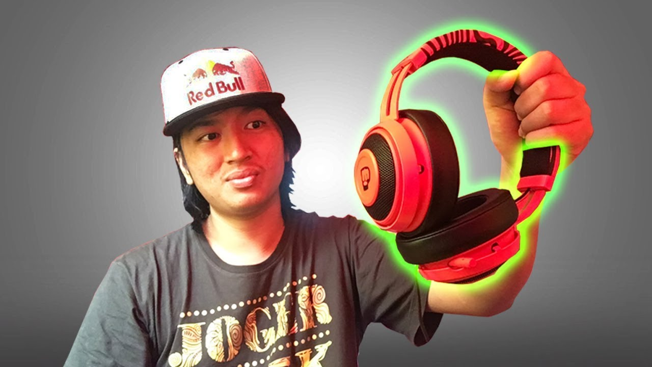 809107ab980 RAZER KRAKEN PRO V2 PEWDIEPIE HEADSET - REVIEW INDONESIA - YouTube