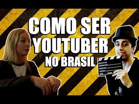 COMO SER YOUTUBER NO BRASIL ft. Nienke