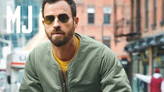 Justin Theroux on his Personal Style | Men's Journal