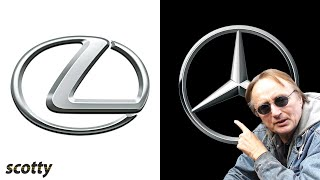 Here's Why Broke People Drive Mercedes and Rich People Drive Lexus