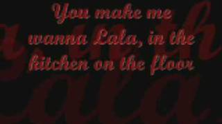 Lala - Ashlee Simpson With Lyrics