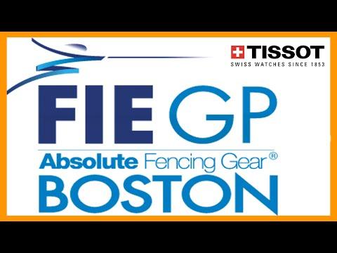 Fencing Grand Prix Boston 2015 Finals