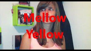 Holaa! esta es mi nueva cover de mellow yellow de abraham. Se que l...