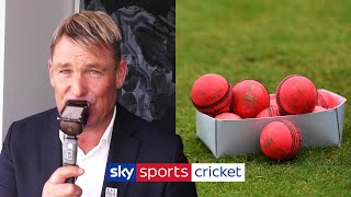 Pink ball? Start earlier? Shane Warne explains how to fix bad light & increase play