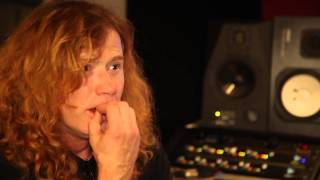 Megadeth - Dave Mustaine Interview on U-T San Diego (March 2013)