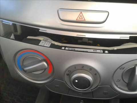 Como Cambiar Radio Chevrolet Sail YouTube