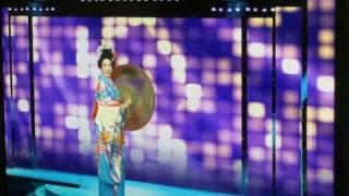 白翎日本歌MV長崎の蝶々さん106-4-20