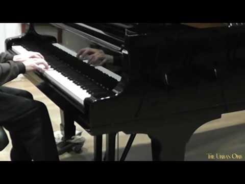 Dark Souls Character Creation Theme - piano arrangement