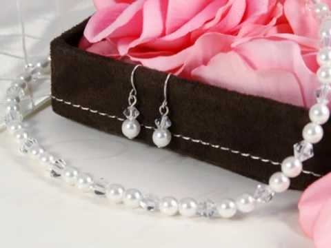 Elegant Bridal Jewelry Sets