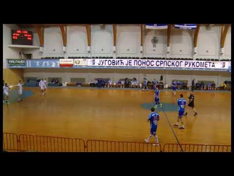 13. kolo / SRLS /RK Jugovic - RK Zeleznicar 29:37