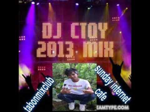 dj citoy nonstop mix,tekno and dougie beat {tabonmixclub}
