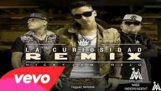 La Curiosidad [Remix] - Maluma Ft Nicky Jam & Ñejo [Original] [Letra] [Music 2014] ©
