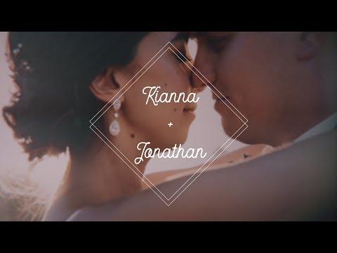 Kianna + Jonathan // San Mateo Wedding - Pine & Sea Photography