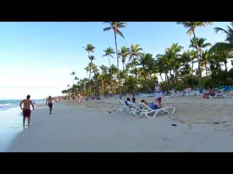 Злата отдых каникулы в Доминикане | Vacations Vacation in the Dominican Republic Walking