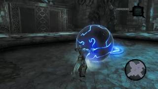 Darksiders 2  Gameplay #4 - Il Forte Sommerso ( Parte 2 )