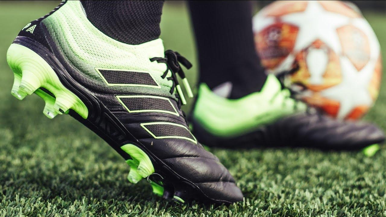 NEW Dybala Schuh Adidas Copa 19.1 Review