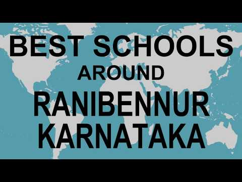 Best Schools around Ranibennur, Karnataka   CBSE, Govt, Private, International | Edu vision