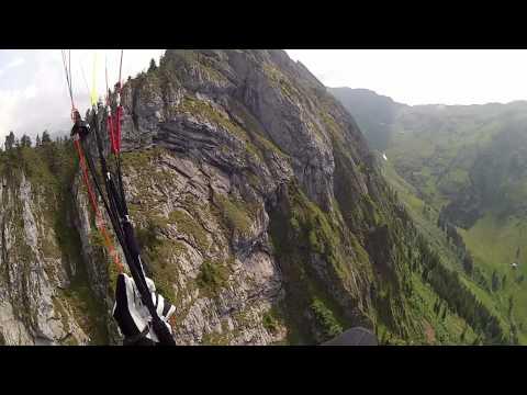 X-Alps 2013 Etappe Interlaken-Kandersteg