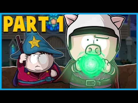 SOUTH PARK: THE STICK OF TRUTH - GAMEPLAY - PART 1 w/ I AM WILDCAT