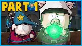 видео South Park: Stick of Truth [v 1.0.1383 + DLC] (2014/PC/Русский).
