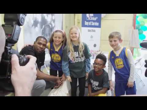 All-Star Weekend: NBA Cares Friday