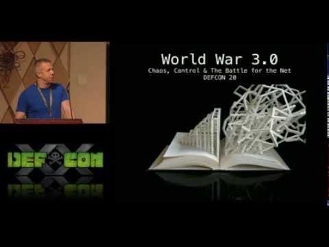 DEFCON 20: World War 3.0