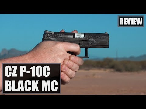 CZ P10C Review & Torture Test - Is it Reliable? - Omaha Outdoors