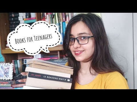 13 Books To Read For Teenagers ! Book Recommendations