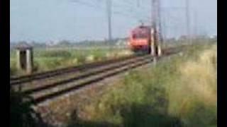 ...Locomotiva Cargo Isolata....
