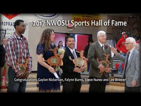 2017 Sports Hall of Fame Induction