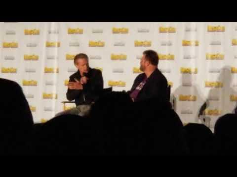 Cary Elwes panel Megacon Orlando 2018