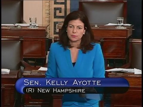 Ayotte Floor Speech On Iran Deal Doovi