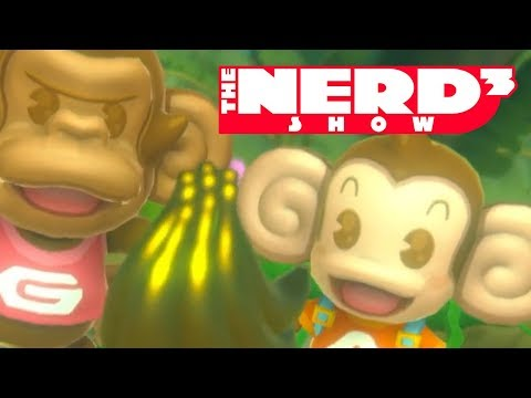 The Nerd³ Show - 20/07/19 - The Brand New Switch, GTA Online Casino Opening, and a New Monkey Ball!