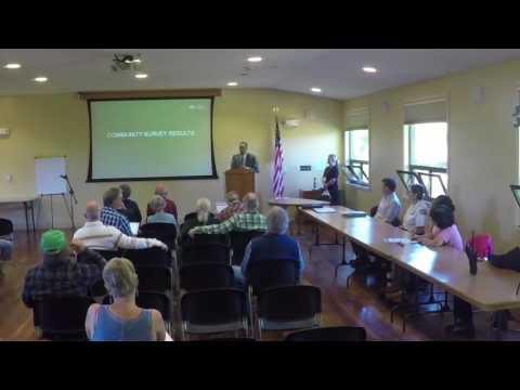Oakland Vegetation Mgmt Plan/EIR Public Mtg, June 2017