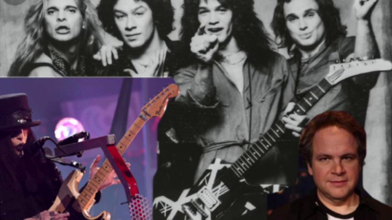 Eddie Trunk On Van Halen Cancelling Their Tour And Mick Mars Solo Album Youtube
