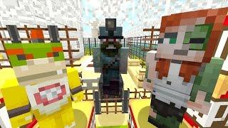 Minecraft Wii U - Nintendo Fun House - PRISON BREAKOUT! [60]