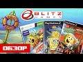 Обзор игр о Спанч Бобе Blitz Games mp3