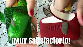 ¡Cortando Jabón! | Imposible De No Ver | Satisfacción Visual | ASMR